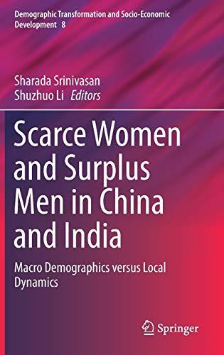 Scarce Women and Surplus Men in China: Srinivasan, Sharada