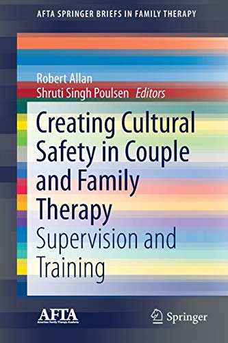 Creating Cultural Safety in Couple and Family: Robert Allan (editor),