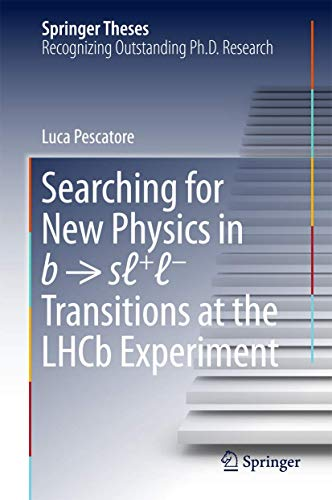 Searching for New Physics in b →: Pescatore, Luca
