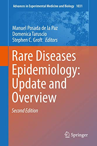 9783319671420: Rare Diseases Epidemiology: Update and Overview (Advances in Experimental Medicine and Biology)
