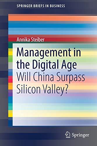 Management in the Digital Age: Annika Steiber