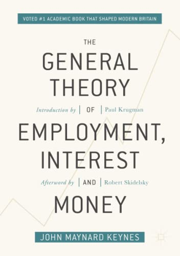 Stock image for The General Theory of Employment, Interest, and Money for sale by Kennys Bookshop and Art Galleries Ltd.