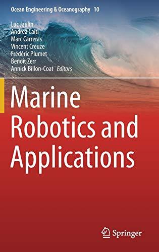 Marine Robotics and Applications: Luc Jaulin (editor),