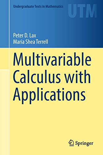 9783319740720: Multivariable Calculus with Applications (Undergraduate Texts in Mathematics)