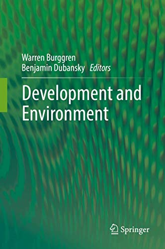 9783319759333: Development and Environment