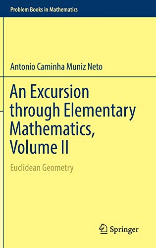 9783319779737: Tópicos De Matemática Elementar: Euclidean Geometry