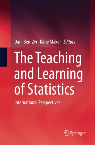 9783319794884: The Teaching and Learning of Statistics: International Perspectives