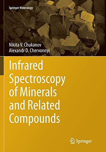 9783319797762: Infrared Spectroscopy of Minerals and Related Compounds (Springer Mineralogy)
