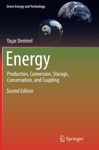 9783319806174: Energy: Production, Conversion, Storage, Conservation, and Coupling (Green Energy and Technology)