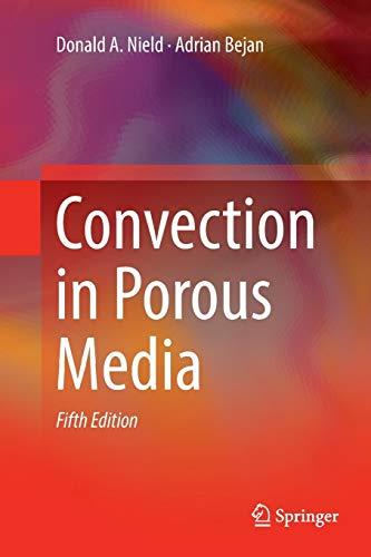 9783319841892: Convection in Porous Media