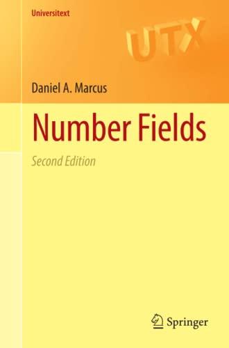 9783319902326: Number Fields (Universitext)