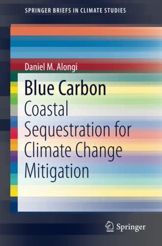 9783319916972: Blue Carbon: Coastal Sequestration for Climate Change Mitigation (SpringerBriefs in Climate Studies)