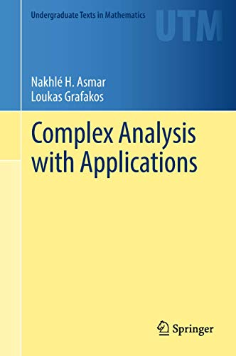 9783319940625: Complex Analysis with Applications