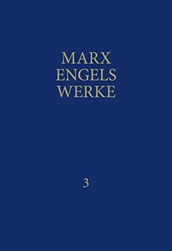 9783320002022: Werke 3: 1845 bis 1846