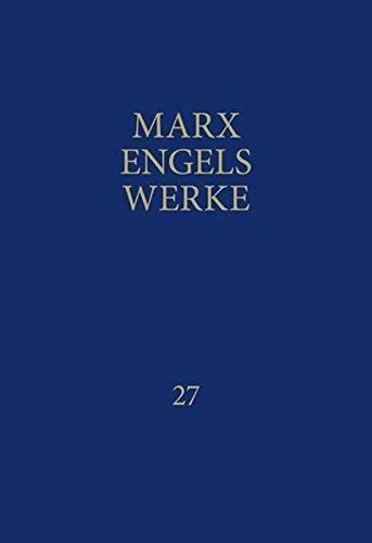 9783320002312: Werke, 43 Bde., Bd.27, Briefe Februar 1842 bis Dezember 1851