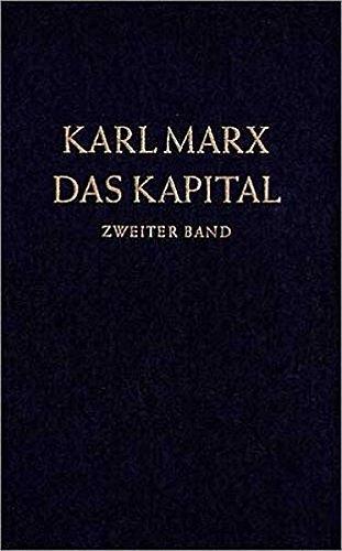 9783320002633: Das Kapital, Bd.2, Kritik der politischen Ökonomie