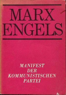 9783320002794: Manifest der Kommunistischen Partei