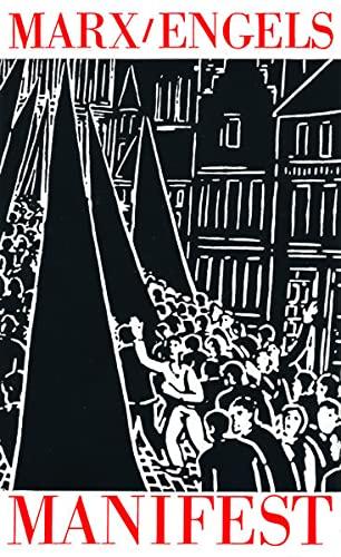 Manifest der Kommunistischen Partei M. Holzschnitten v.: Marx, Karl; Engels,