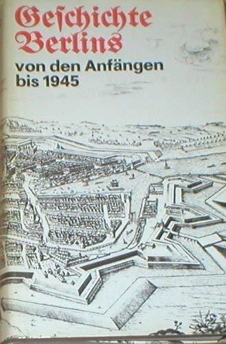 Geschichte Berlins von den Anfängen bis 1945: laurenz / materna