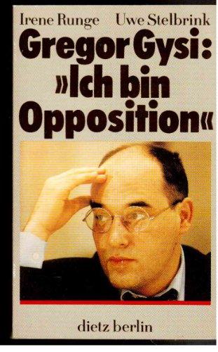 9783320016876: Gregor Gysi: