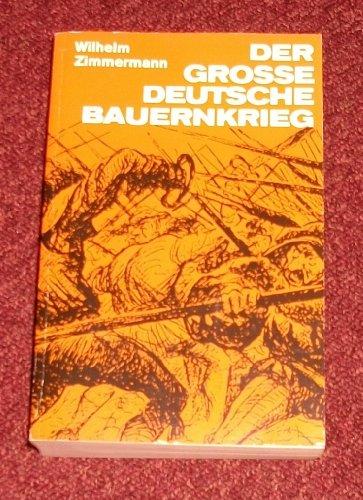 9783320018290: Der große deutsche Bauernkrieg.