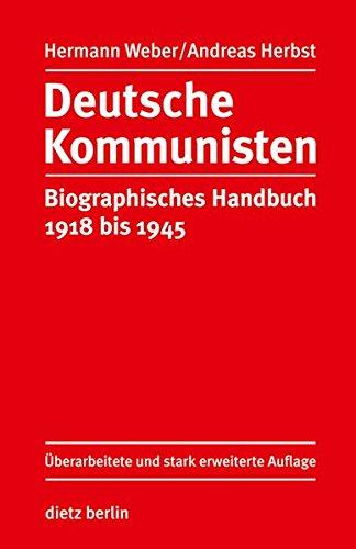 9783320021306: Deutsche Kommunisten