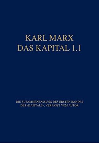 Das Kapital 1.1: Karl Marx