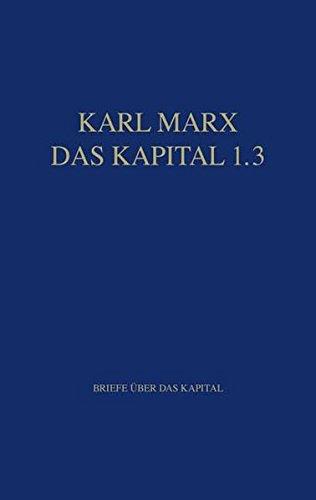 Das Kapital 1.3: Karl Marx