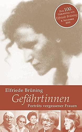 9783320022426: Gefährtinnen: Porträts vergessener Frauen