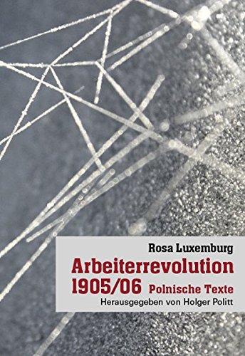 9783320023027: Arbeiterrevolution 1905/06: Polnische Texte