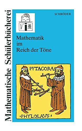 9783322004765: Mathematik im Reich der Töne (Mathematische Schülerbücherei) (German Edition)