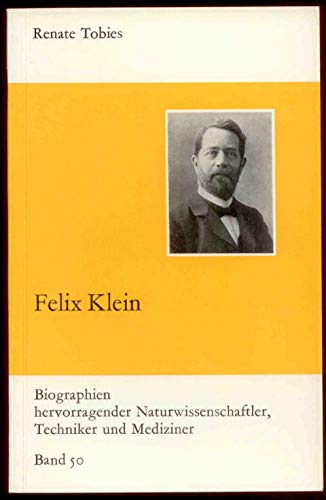 9783322005694: Felix Klein