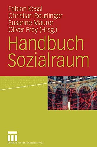 9783322810069: Handbuch Sozialraum (German Edition)