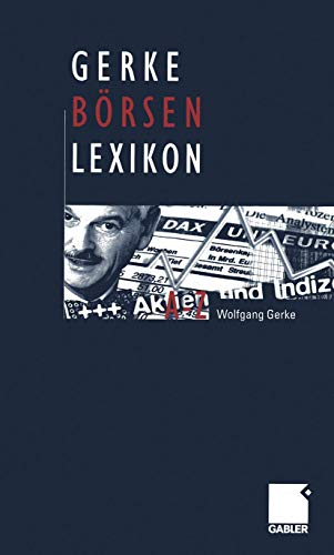 9783322826329: Gerke Börsen Lexikon (German Edition)