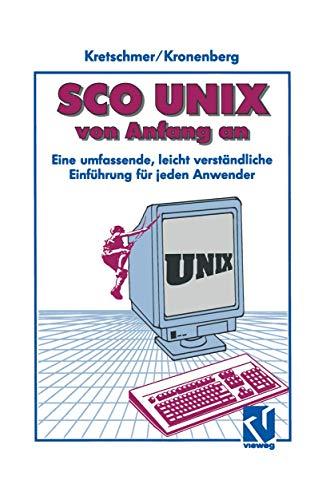 SCO UNIX von Anfang an: Friedrich Kronenberg