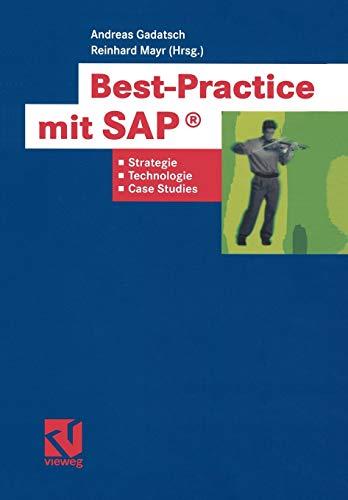 9783322890405: Best-Practice mit SAP®: Strategien, Technologien und Case Studies