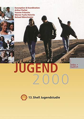 Jugend 2000 : Band 1 2: Jugendwerk Der Deutschen