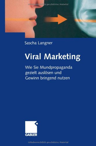 9783322944573: Viral Marketing