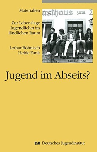 9783322978745: Jugend im Abseits?