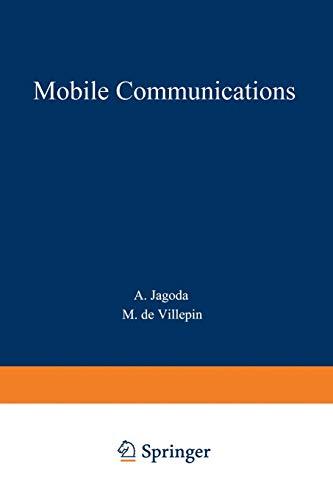 9783322992710: Mobile Communications
