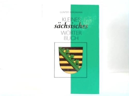 9783323000087: Kleines sächsisches Wörterbuch