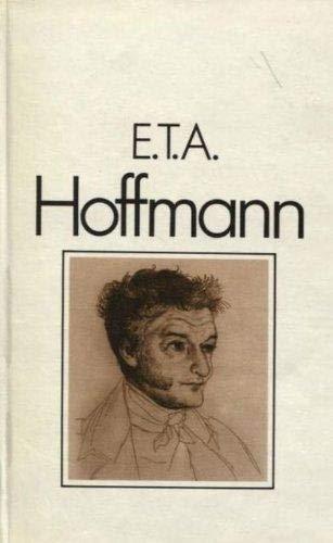 9783323000186: E.T.A. Hoffmann (Bildbiographie) (German Edition)