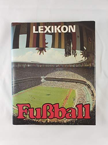 9783323001077: Lexikon Fussball