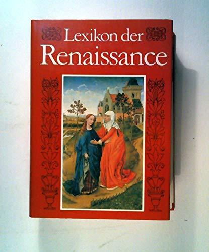 9783323002685: Lexikon der Renaissance