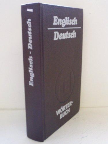 9783324000628: Wörterbuch Englisch-Deutsch