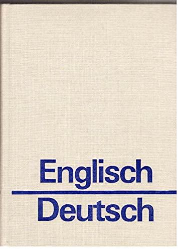 9783324001557: Grosses Handwörterbuch Englisch-Deutsch