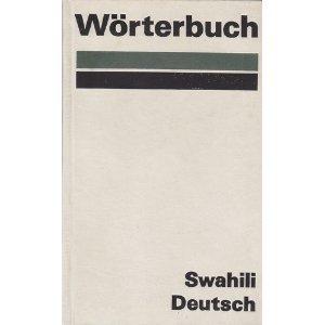 9783324005210: Wörterbuch Swahili-Deutsch (German Edition)