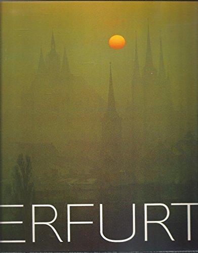 9783325000337: Erfurt. [Hardcover] by Demme, Dieter & Schneider, Wolfgang: