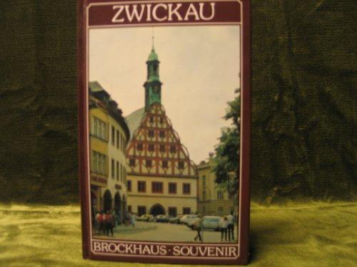 9783325002416: Zwickau, [Hardcover] by Hopf, Gerhard