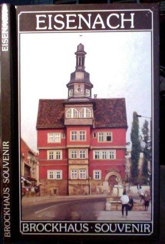 9783325003116: Eisenach (Brockhaus-Souvenir) (German Edition)
